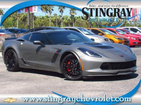 Used Chevrolet Corvette Z06 2LZ