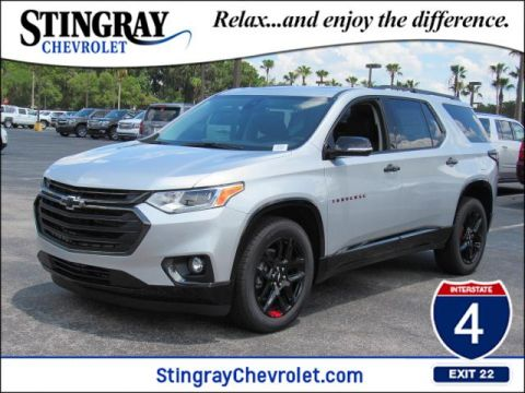 New 2018 Chevrolet Traverse Premier AWD