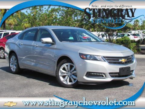 Charming Used Chevrolet Impala LT