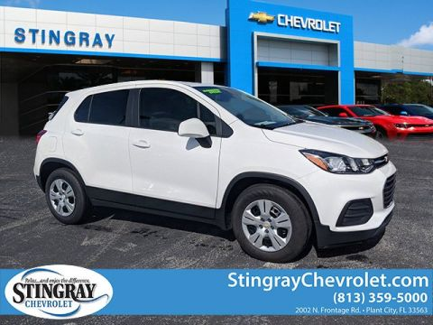 26 New Chevrolet Trax In Plant City Stingray Chevrolet
