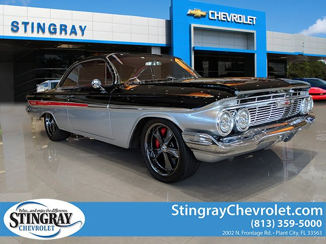Pre-Owned 1961 Chevrolet Impala