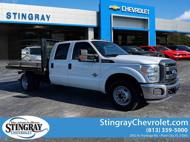 509a0a95a4 Pre-Owned 2015 Ford Super Duty F-350 DRW XL Crew Cab Chassis-Cab in ...