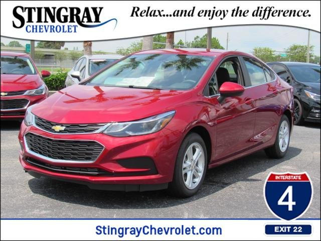 New 2018 Chevrolet Cruze LT Sedan
