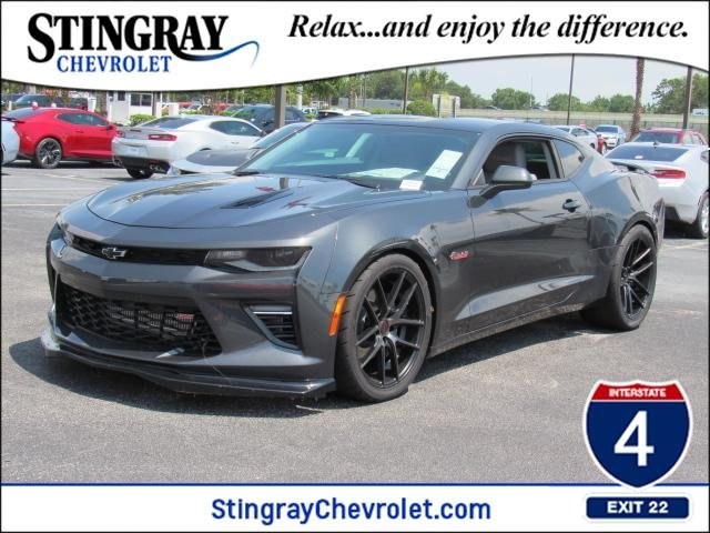 new 2017 chevrolet camaro 2ss fireball 2dr car in plant city