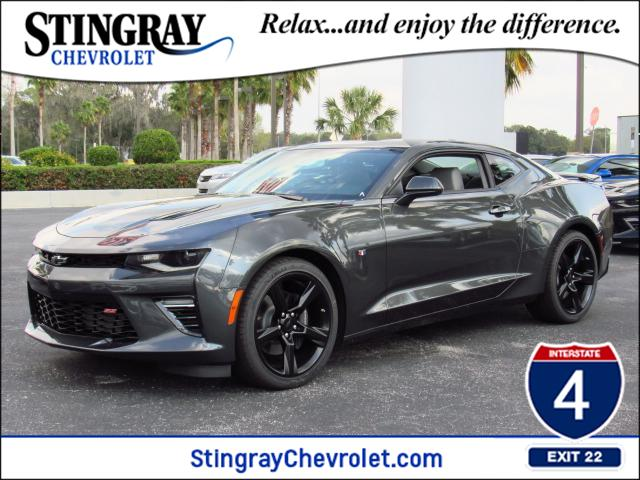 new 2017 chevrolet camaro 2ss fireball 2dr car in plant city h0184732 stingray chevrolet. Black Bedroom Furniture Sets. Home Design Ideas