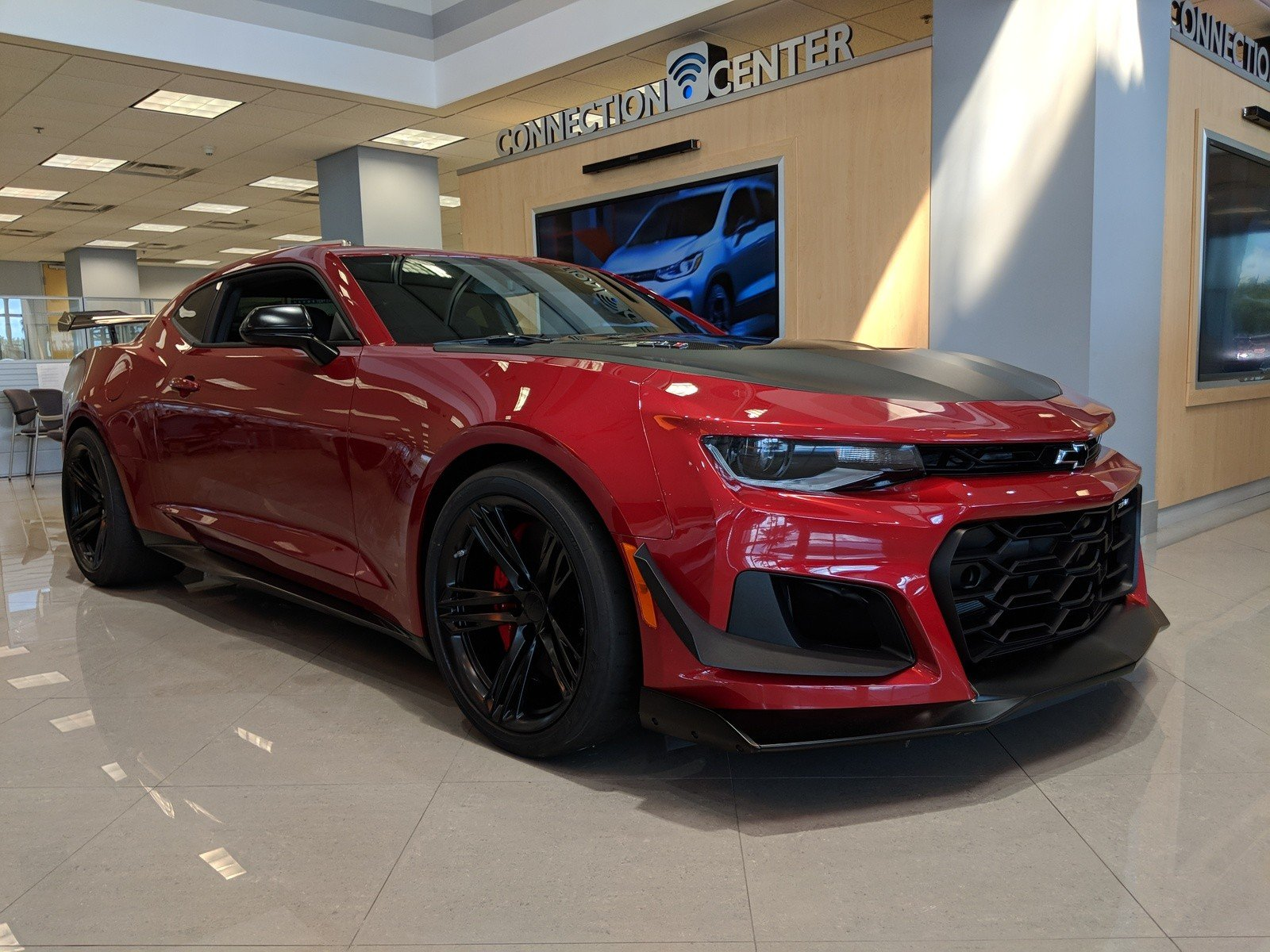 New Chevrolet Camaro ZL Dr Car In Plant City J - Plant city car show 2018