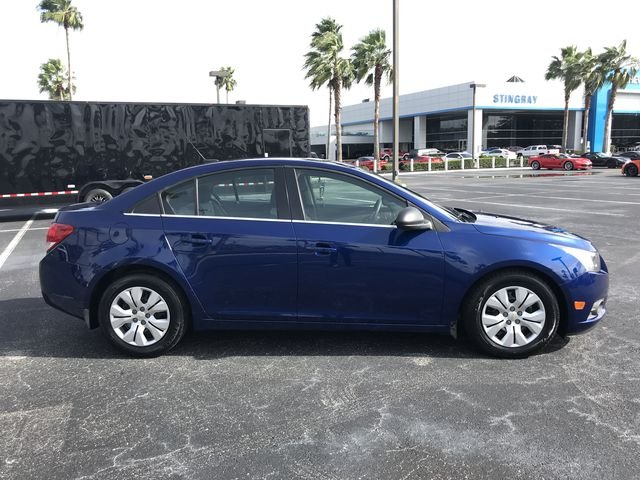 High Quality Pre Owned 2012 Chevrolet Cruze LS
