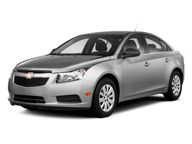 Pre-Owned 2011 Chevrolet Cruze LT w/1FL