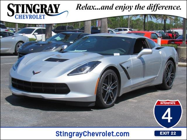 New 2019 Chevrolet Corvette Stingray 1LT