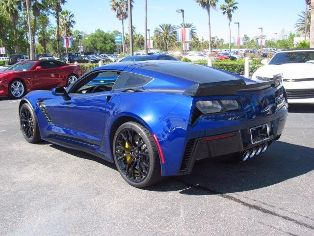 New 2017 Chevrolet Corvette Z06 3LZ 2D Coupe in Plant City ...