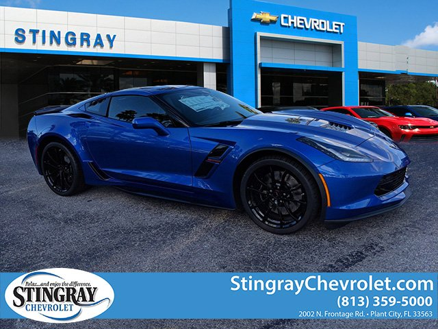 New 2019 Chevrolet Corvette Grand Sport 1LT