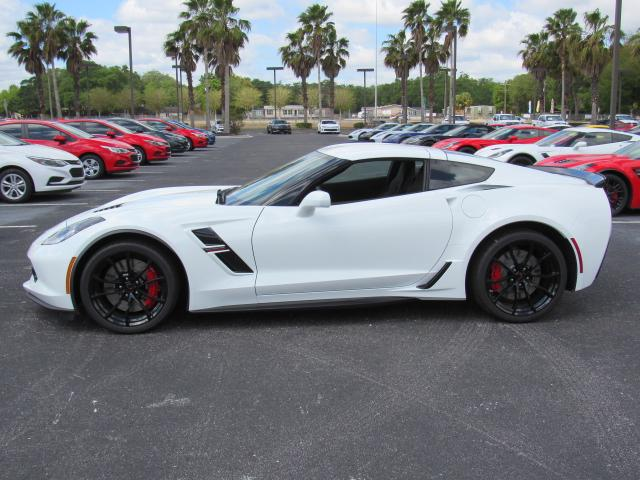 New 2019 Chevrolet Corvette Grand Sport 1lt 2dr Car In