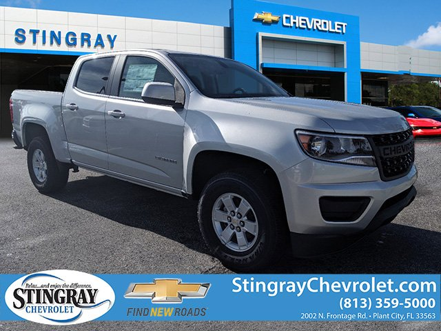 New 2019 Chevrolet Colorado 2WT Crew