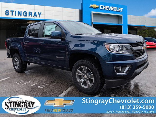 New 2020 Chevrolet Colorado 2WD Crew Z71