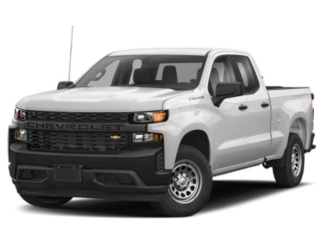 Pre-Owned 2019 Chevrolet Silverado 1500 2WD Double RST