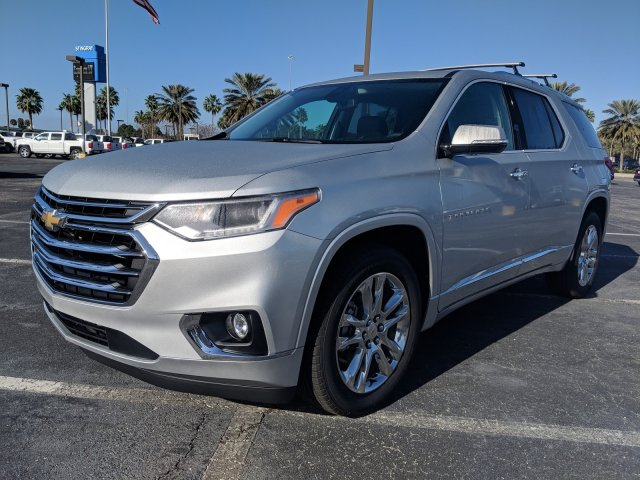New 2019 Chevrolet Traverse High Country 4D Sport Utility ...