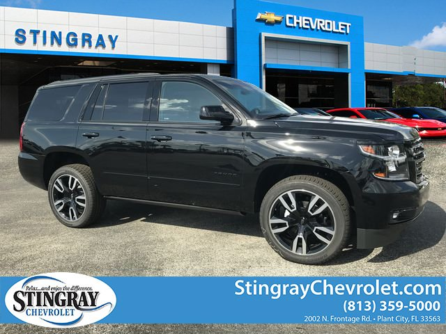 New 2018 Chevrolet Tahoe Premier Rocky Ridge