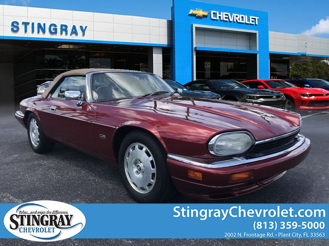 Pre Owned 1996 Jaguar XJS Convertible 2+2