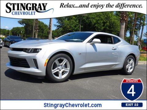 New 2016 Chevrolet Camaro LT