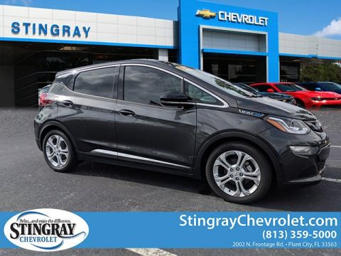 New 2017 Chevrolet Bolt EV LT