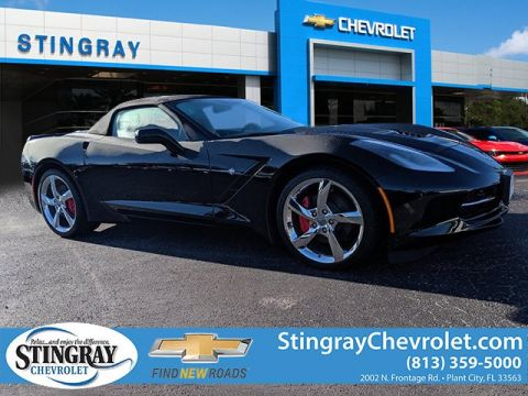 New 2019 Chevrolet Corvette Stingray 3LT