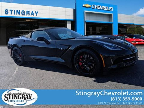 New 2019 Chevrolet Corvette Stingray Z51 2LT