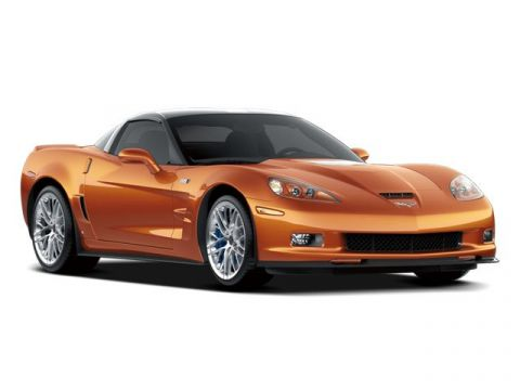 Pre-Owned 2009 Chevrolet Corvette ZR1