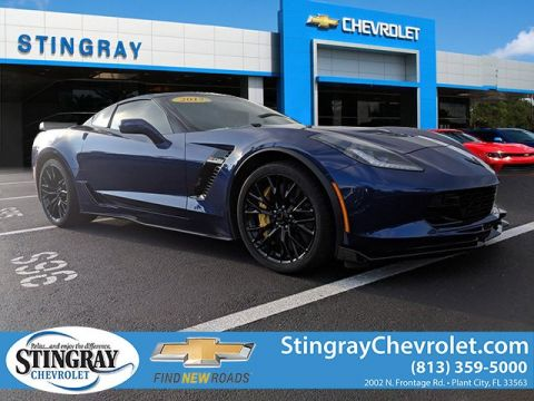 New 2017 Chevrolet Corvette Z06 3LZ