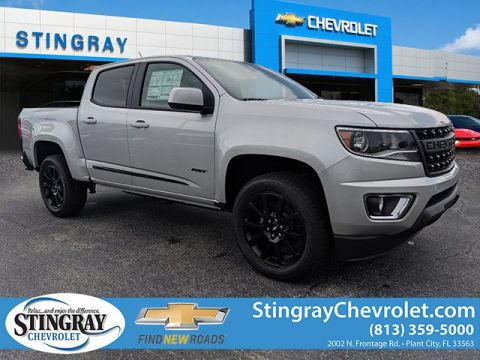 New 2019 Chevrolet Colorado 2WD Crew LT