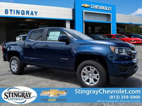 New 2020 Chevrolet Colorado 2WD Crew LT