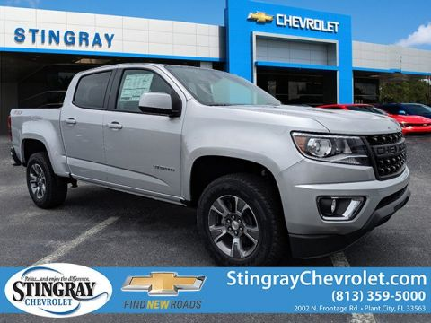 New 2019 Chevrolet Colorado 2WD Crew Z71