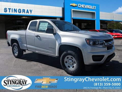 344 New Chevy Trucks for Sale in Plant City | Stingray Chevrolet