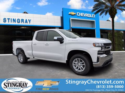 New 2019 Chevrolet Silverado 1500 2WD Double LT