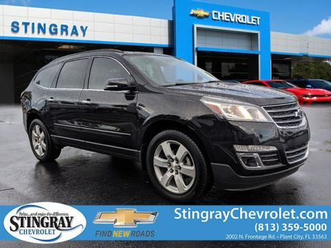 Used Chevy Traverse >> Used Chevy Traverse For Sale In Plant City Stingray Chevrolet