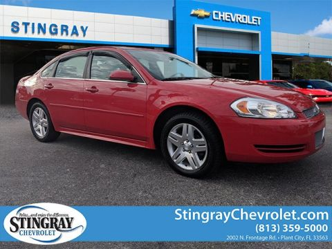 Pre-Owned 2012 Chevrolet Impala LT Retail