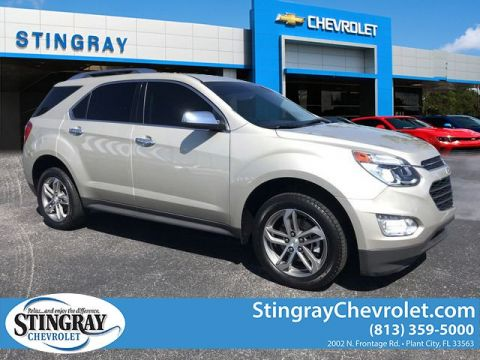 Pre-Owned 2016 Chevrolet Equinox LTZ