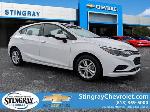 New 2018 Chevrolet Cruze LT Hatchback